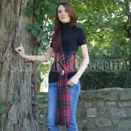 Firefighters Memorial Tartan Wool Sash