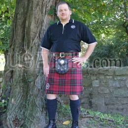 Firefighters Memorial Casual Kilt