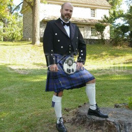 Law Enforcement Officers Memorial Semi Traditional Kilt