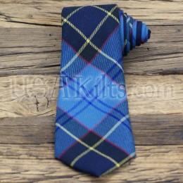 US Air Force Tartan Necktie