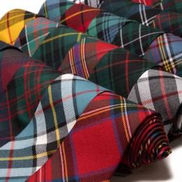 Scottish Clan Neckties
