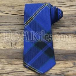Law Enforcement Officers Memorial Tartan Tie