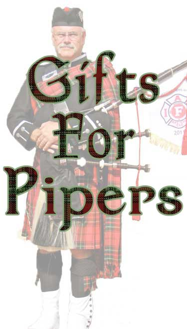 Gifts for Pipers