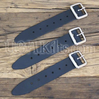 Kilt Extension Straps 1.25""