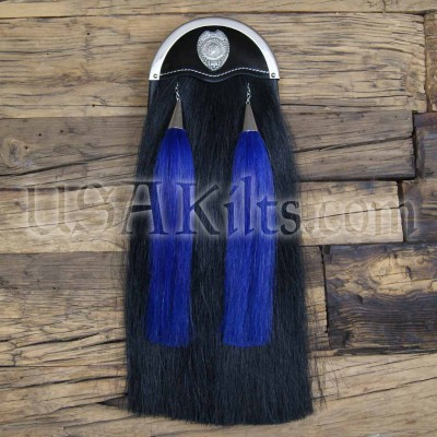 Law Enforcement Horsehair Sporran