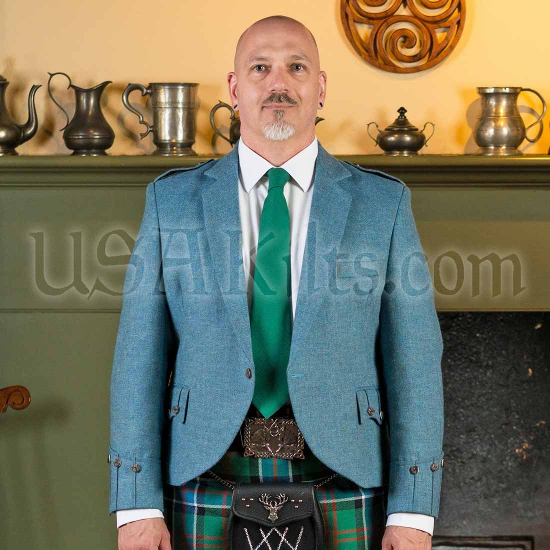 Tweed Jacket | Kilt Jackets | USA Kilts