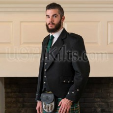 Irish Jacket and Vest