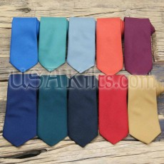 Wool Neckties