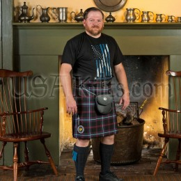 Casual Kilt Outfit