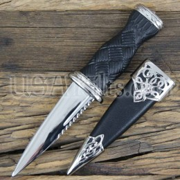 Plain Dress Sgian Dubh