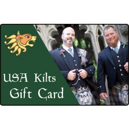 USA Kilts Gift Card