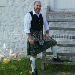 USA Kilts Semi Traditional Kilt