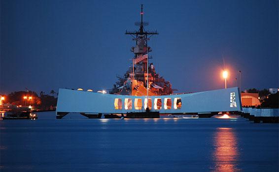 Pearl Harbor Day commemorates the attack of Dec. 7, 1941