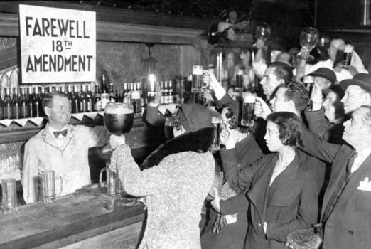Repeal Day celebrates the end of Prohibition