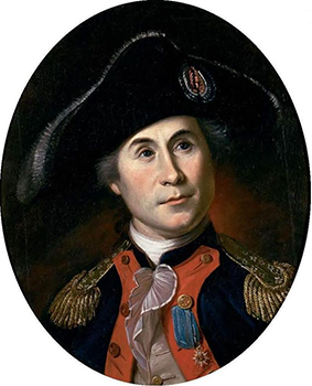 John Paul Jones is often called the father of the United States Navy